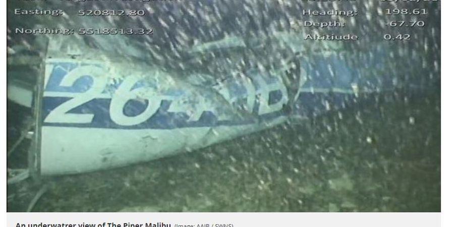 Setelah Kematian Emiliano Sala, Nama Pemilik Pesawat Masih Misterius
