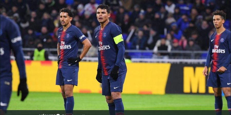 Thiago Silva Akan Ikuti Jejak Ibrahimovic Kembali ke AC Milan