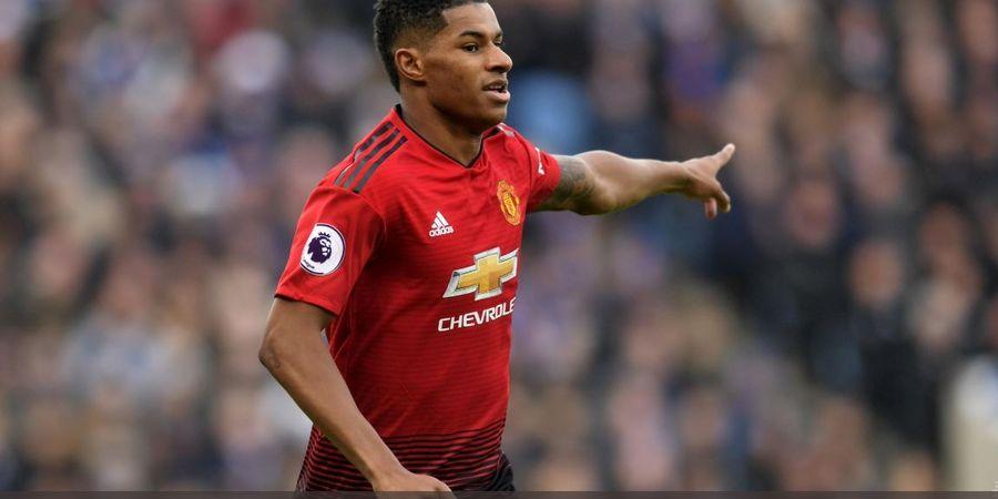 Manchester United Siap Ikat Marcus Rashford Selama 6 Tahun Lagi