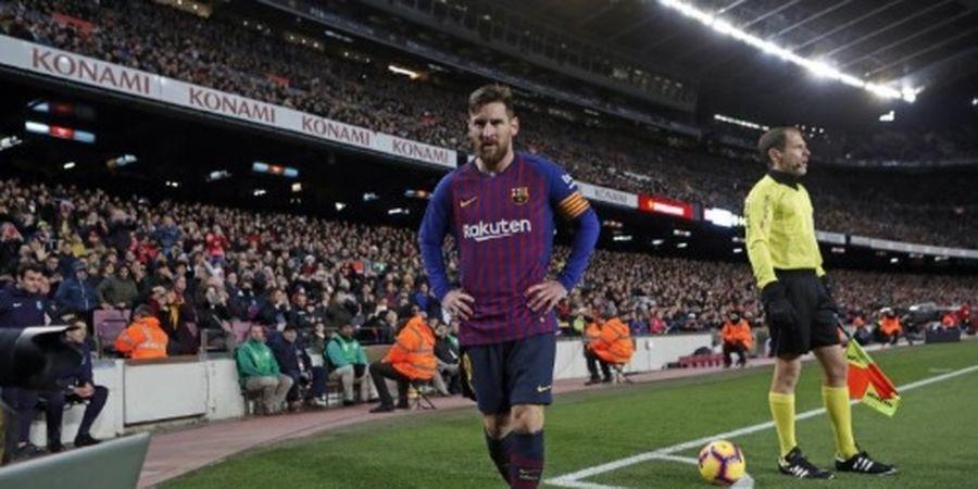Beda dengan Pemain Lain, Messi Tak Bahaya Cuma dalam 4 Menit Laga