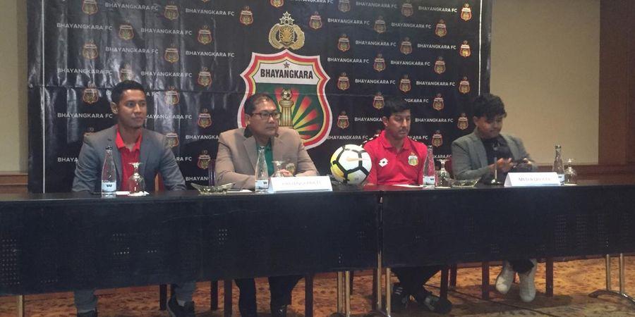 Pelatih Bhayangkara FC Tak Anggap Penting Hasil Imbang  Kontra Timnas U-22 Indonesia