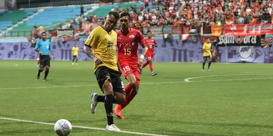 Alberto Goncalves Berpeluang Bela Madura United Hadapi Sang Mantan
