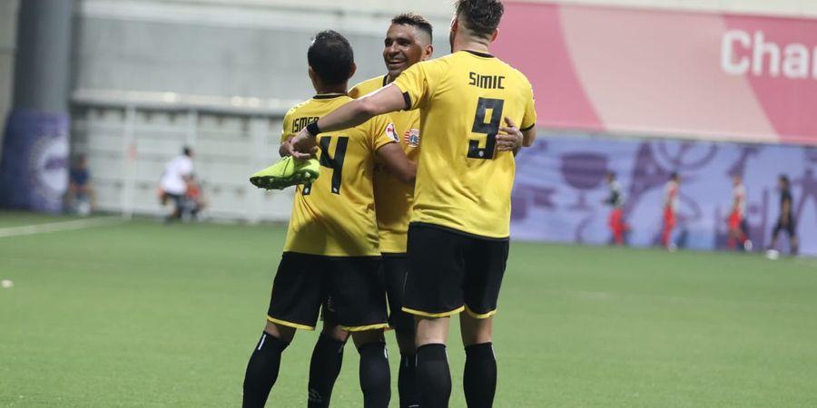 Harapan Alberto Goncalves Setelah Bantu Persija Jakarta Atasi Home United