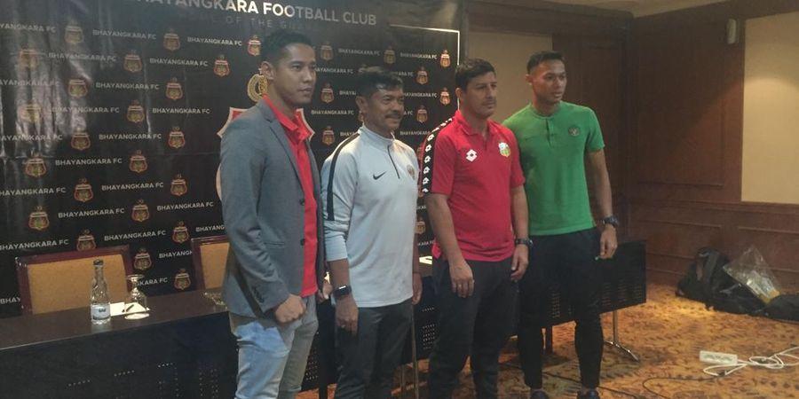 Resmi, Alfredo Vera Bakal Menjadi Juru Taktik Bhayangkara FC