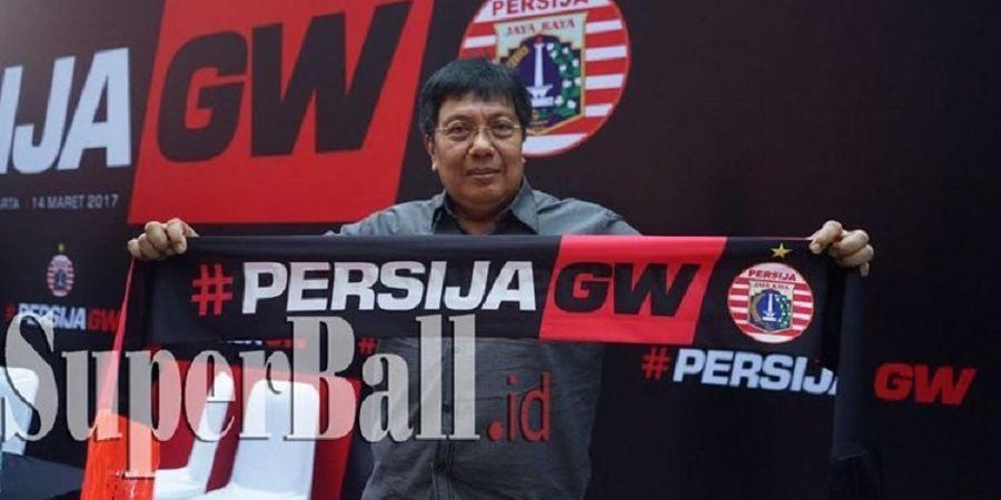 Pengurus Persija Jakarta Ramai Pergi Menyusul Gede Widiade, Tiga Orang Masih Bertahan