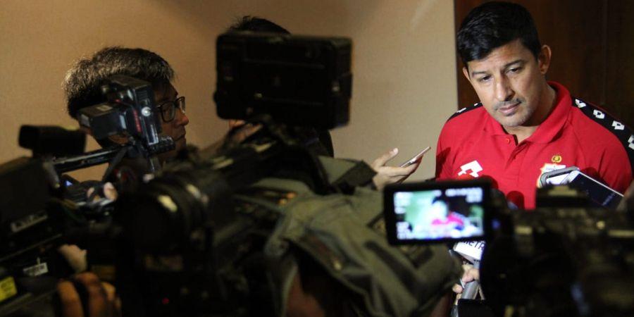 Alfredo Vera Siap Penuhi Target Tinggi dari Bhayangkara FC
