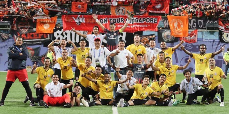 Persija Jakarta Dihadapkan Jalan Terjal untuk Susul Johor Darul Takzim di Liga Champions Asia