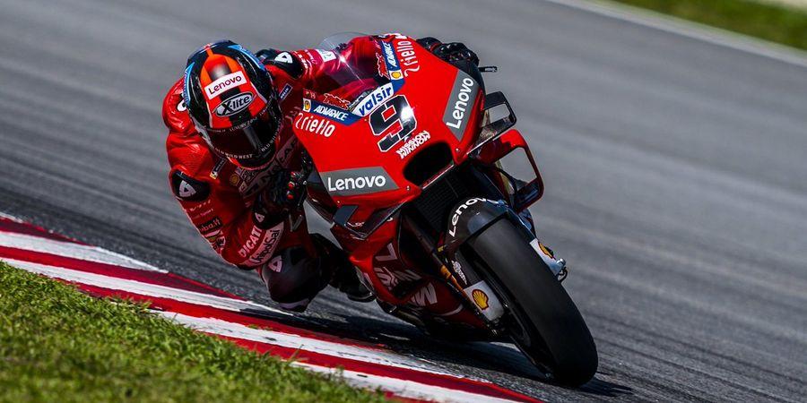 Danilo Petrucci Sebut Tim Ducati Sudah Siap Hadapi MotoGP Musim 2019