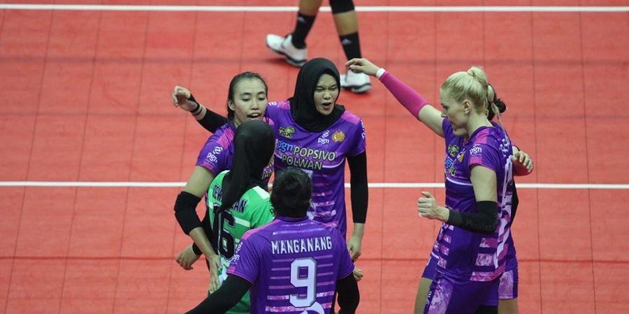 Final Four Proliga 2019 - Tertinggal Lebih Dulu, Popsivo Kalahkan BJB