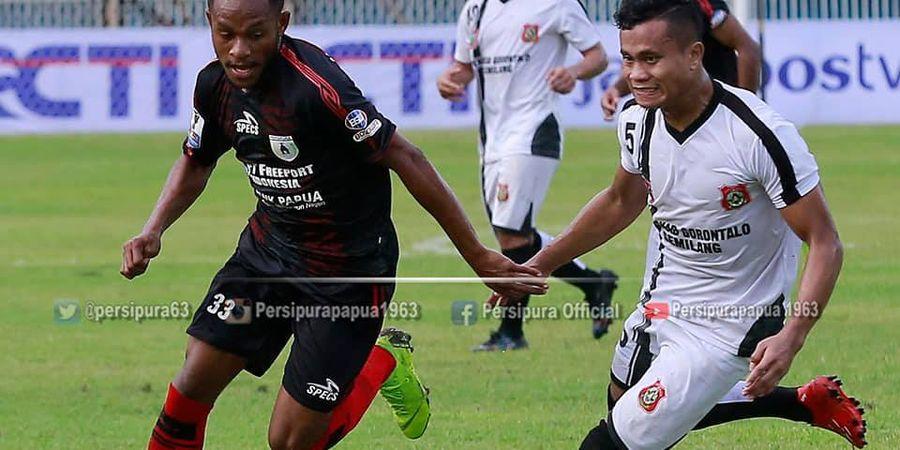 Persipura Menang tetapi Tersingkir dari Piala Indonesia 2019
