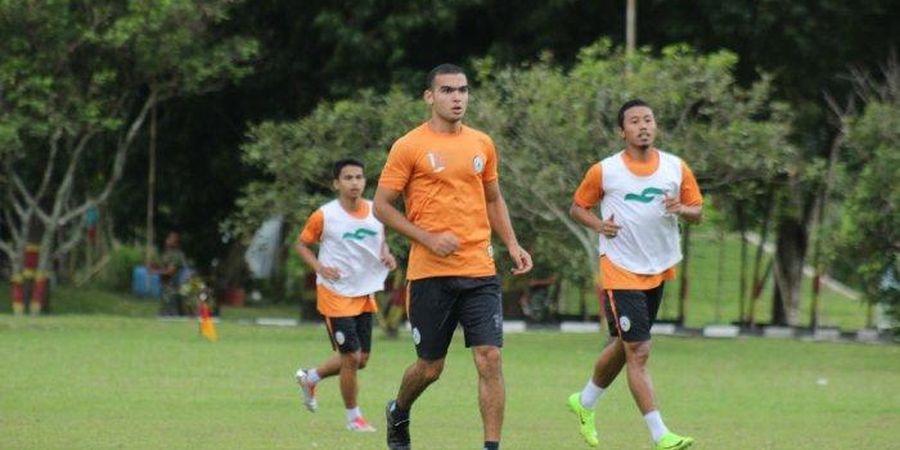 Pelatih PSS Sleman Kaget Liat Pemain Asing dari Mesir Ikut Latihan