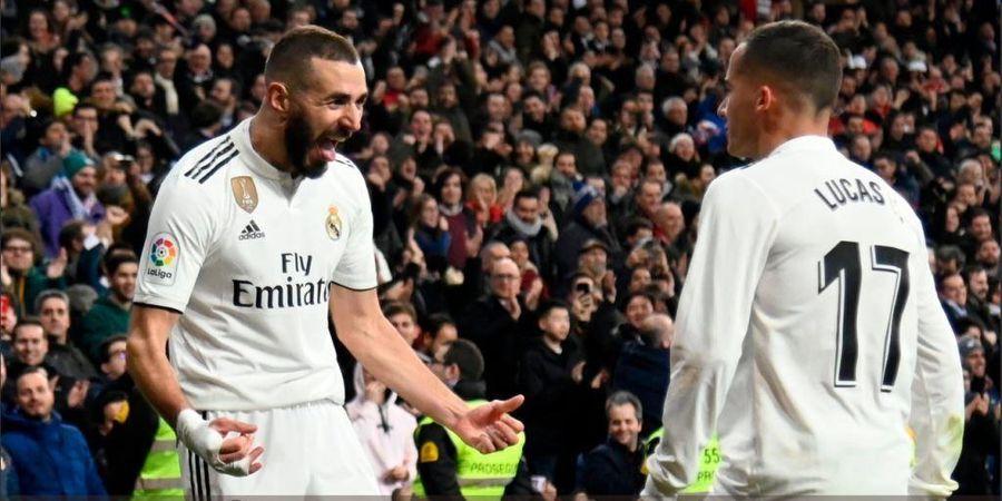 Hasil dan Jadwal Copa del Rey, Real Madrid dan Valencia Tabung Gol Tandang