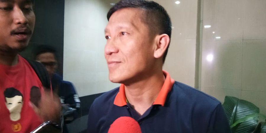 Ferry Paulus Bantah Dokumen Keuangan Persija Jakarta yang Dimusnahkan