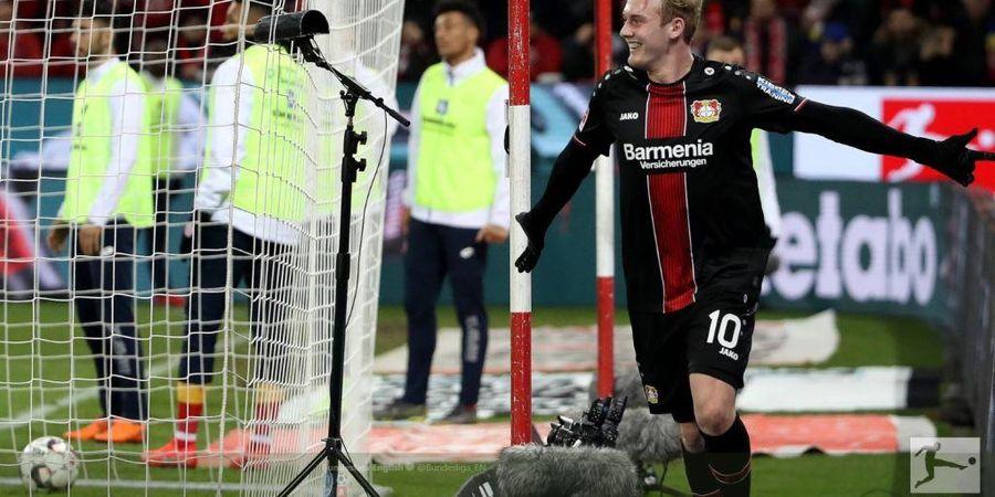 Hasil Liga Jerman, Pemain Rebutan Liverpool dan Barcelona Bikin Gol dan Assist Dobel