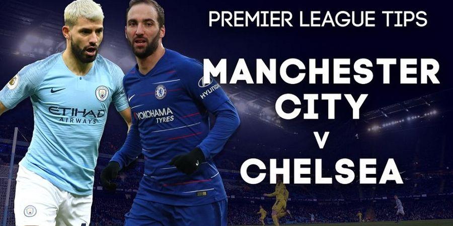 Manchester City Vs Chelsea - Jadwal Pertandingan, Prakiraan Susunan Pemain dan Prediksi Skor Kedua Tim