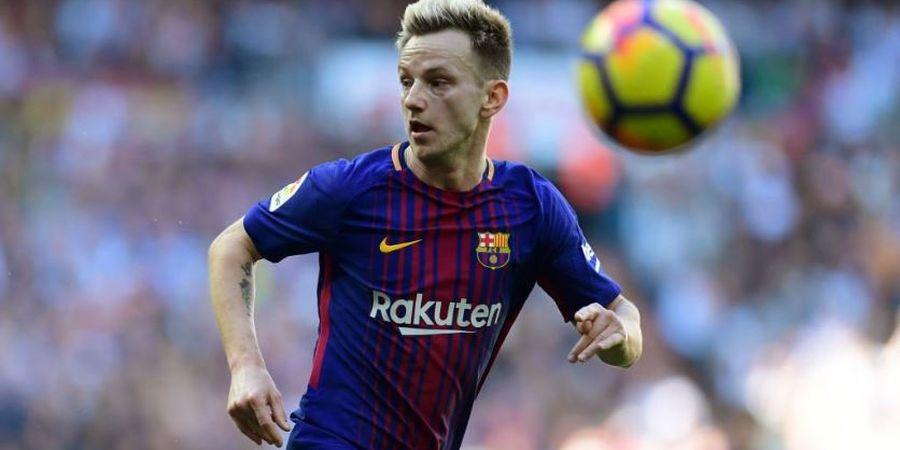 Barcelona Tanggapi Dingin Permintaan Kontrak Baru Ivan Rakitic