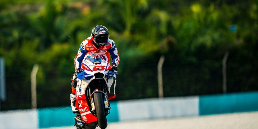 Bos Ducati Terkesan dengan Performa Anak Didik Valentino Rossi