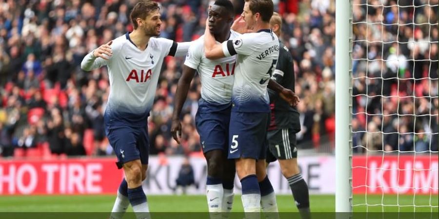 Hasil Liga Inggris - Penalti Vardy Gagal, Tottenham Gilas Leicester