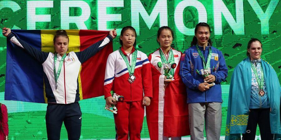 IWF Nyatakan 8 Atlet Angkat Besi Thailand Positif Konsumsi Doping