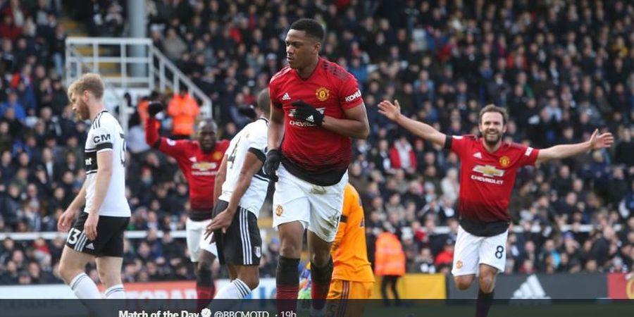 Klasemen Liga Inggris sejak Kedatangan Solskjaer, Manchester United Teratas