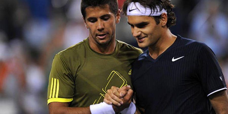 Hanya Roger Federer yang Belum Bisa Dikalahkan Fernando Verdasco