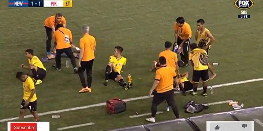 Persija Masuk Grup G Piala AFC Usai Tumbang dari Newcastle Jets