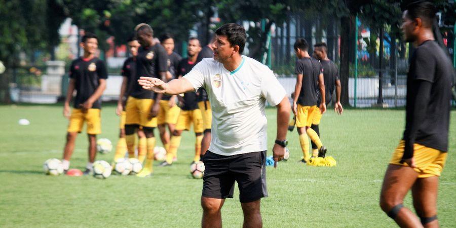 Bhayangkara FC Mulai Gelar Persiapan Jelang Hadapi PSIS Semarang