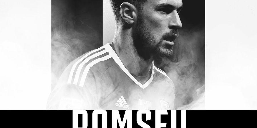Cristiano Ronaldo Bisa Jadi Kunci Kesuksesan Aaron Ramsey di Juventus