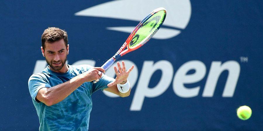 Cedera, Laju Noah Rubin Terhenti pada Babak Pertama New York Open