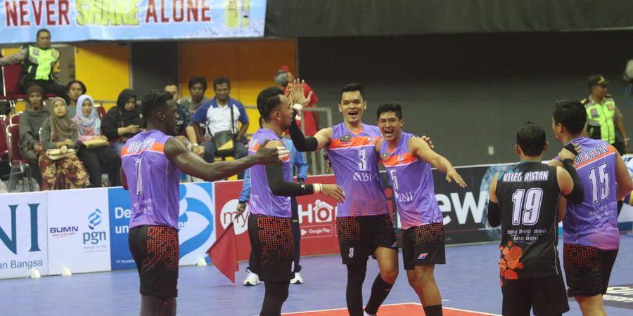 Final Four Proliga 2019 - Malang Jadi Penentu Tim di Fase Puncak