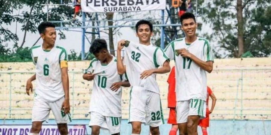 Juara Piala Soeratin, Walikota Surabaya Sambut Persebaya Surabaya U-17