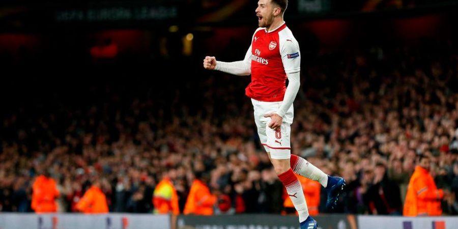 Gelandang Arsenal Hadir pada Perayaan Gelar Scudetto Juventus