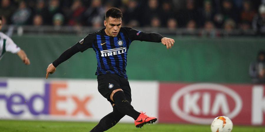 Bawa Inter Milan Menang, Lautaro Martinez Ketagihan Cetak Gol