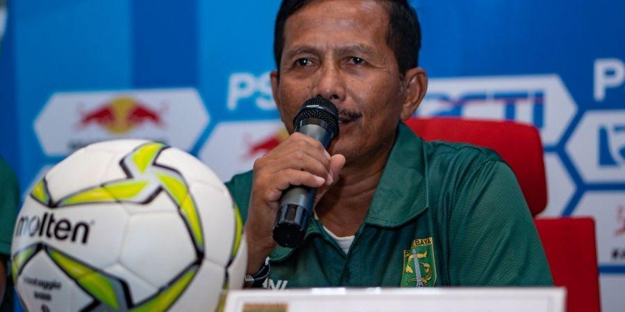 Djanur Ungkap Alasan Persebaya Surabaya Belum Bisa Raih Kemenangan di Liga 1 2019