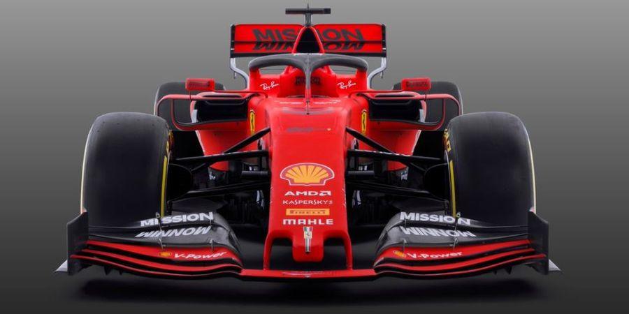 Ferrari Punya Paket Lengkap di Musim 2019 Kata Lewis Hamilton