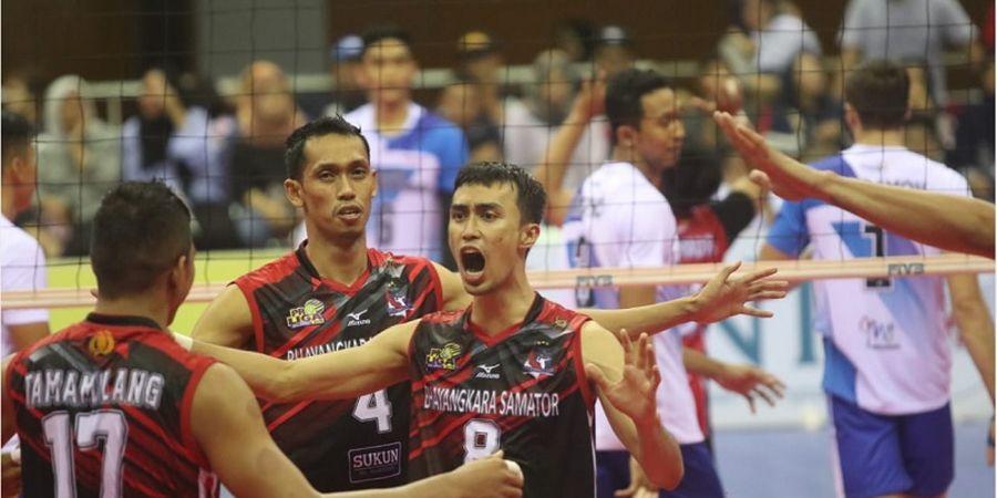 Final Four Proliga 2019 - Samator Tutup Kans JPE Tembus Partai Puncak