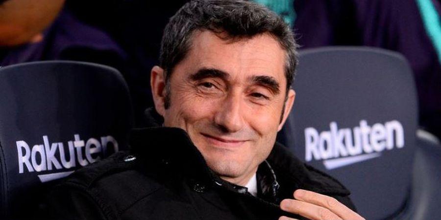 Ernesto Valverde Yakin Barcelona Kembali Tunjukkan Karakter Aslinya