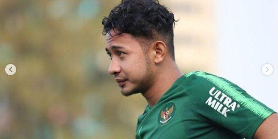 Tak Ikut TC Timnas U-23 Indonesia di Bali, Gian Zola Buka Alasannya
