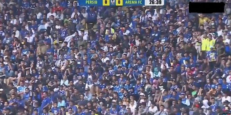 Kapten Arema FC Puji Bobotoh Setelah Berduel dengan Persib di Bandung