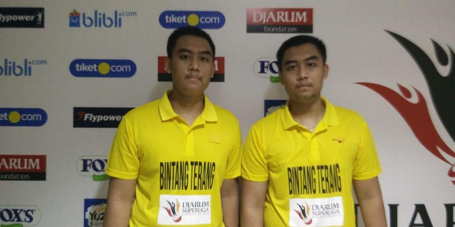 Djarum Superliga Badminton 2019 - Pemain Kembar Ini Tiru Semangat Pantang Menyerah Kevin Sanjaya