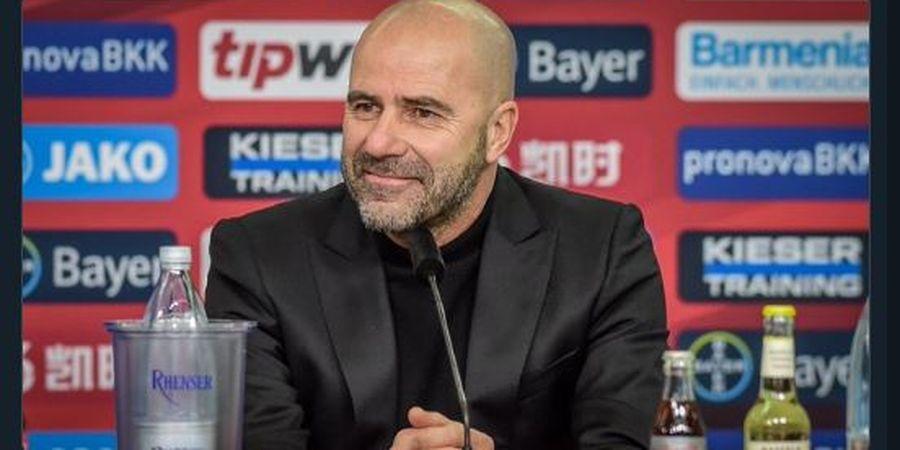 Peter Bosz Kembali, Bayer Leverkusen Jadi Barcelona 2.0