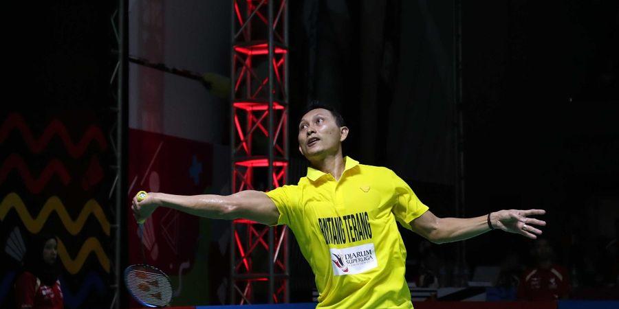 Djarum Superliga Badminton 2019 - Sony Dwi: Ihsan Seharusnya Bisa Lebih Baik