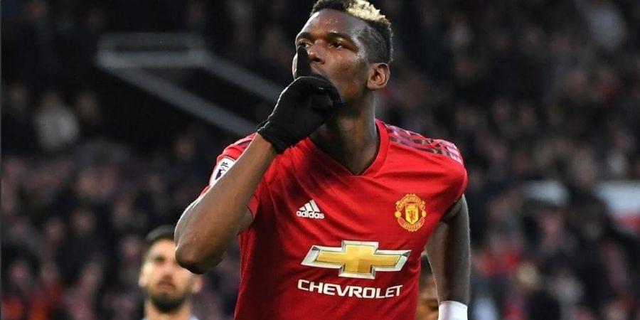 Sudah Bicara dengan Solskjaer, Paul Pogba Siap Bertahan di Man United