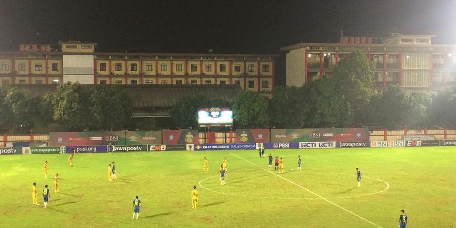 Tanpa Pemain Asing, PSIS Semarang Imbangi Bhayangkara FC di Jakarta