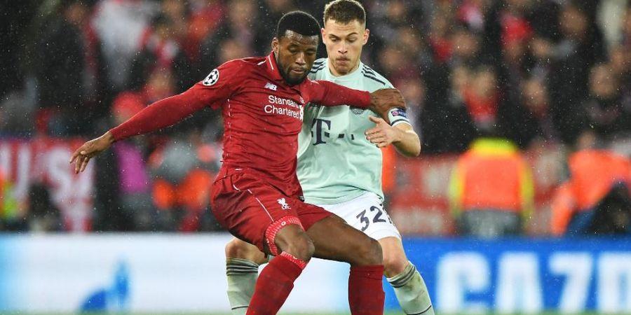 2 Alasan Wijnaldum Yakin Liverpool Bisa Singkirkan Bayern Muenchen