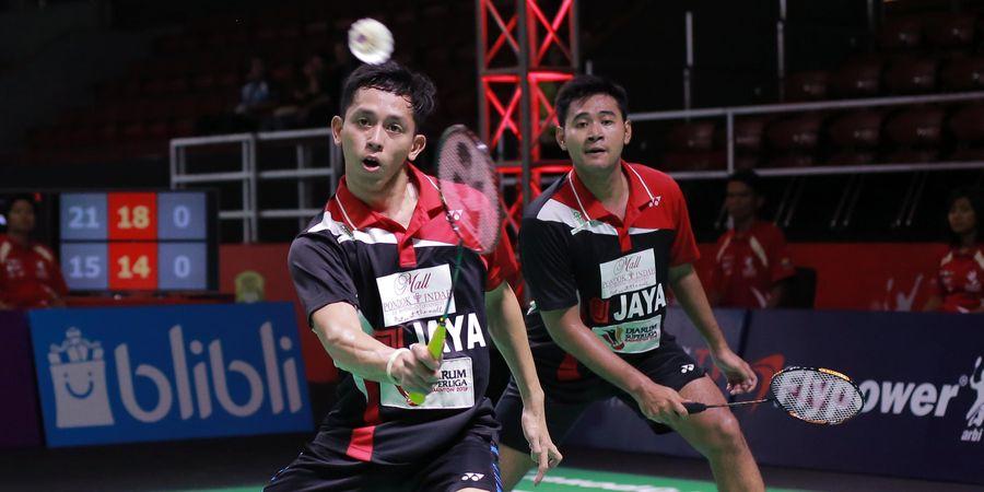 Djarum Superliga Badminton 2019 - Angga/Rian ingin Jaya Raya Juara