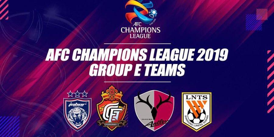 Liga Champions Asia, Cuma Sisa 2 Wakil Asia Tenggara di Fase Grup