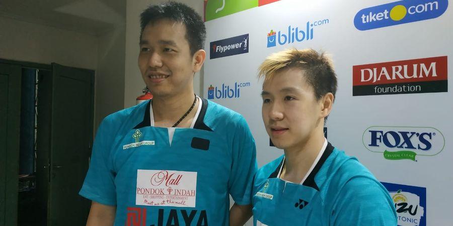 Djarum Superliga Badminton 2019 - Marcus Berharap Bisa Senangkan Penonton jika Bertemu Ahsan/Kevin