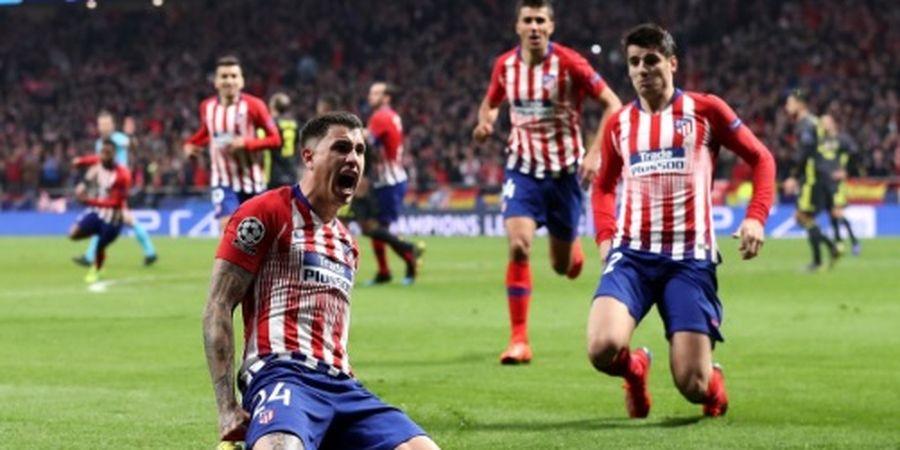Pemain Real Madrid Ingin Atletico Kalahkan Juventus di Liga Champions