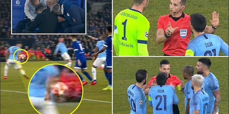 Mantan Wasit Liga Inggris Anggap Hukuman Penalti Bagi Man City Tepat